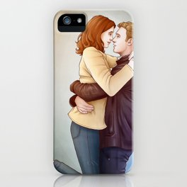 Fitzsimmons - Kisses in the Daylight iPhone Case