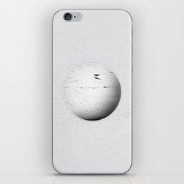 Element: Air iPhone Skin