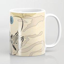 The Great Grey Wolf Sifkami Coffee Mug