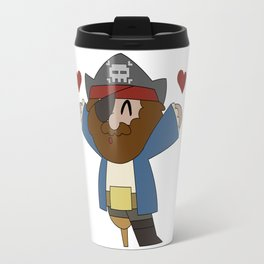 Pirate Love Travel Mug
