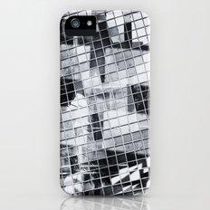 Glass Slim Case iPhone (5, 5s)