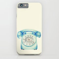 Rotary Telephone - Ballpoint iPhone 6s Slim Case