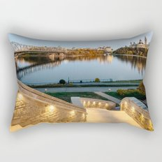 Sunset on Ottawa Rectangular Pillow