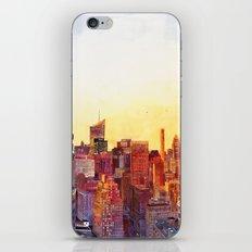 Sunshine in NYC iPhone & iPod Skin