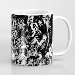 Smoldering in the Blackest Caverns Coffee Mug