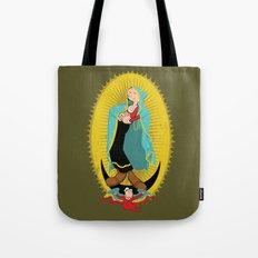 Virgin Olive Oyl Tote Bag