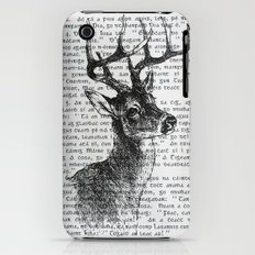Irish Deer Slim Case iPhone (3g, 3gs)