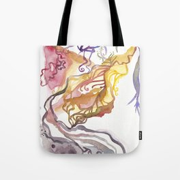 Iceland Abstracted: Krafla Tote Bag