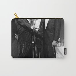 Frank Sinatra, Dean Martin, Sammy Davis Jr. Carry-All Pouch