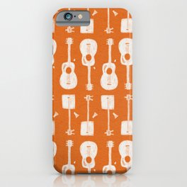 Shamisens and Acoustics iPhone Case