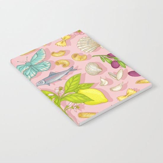 Pasta Pasta! Notebook