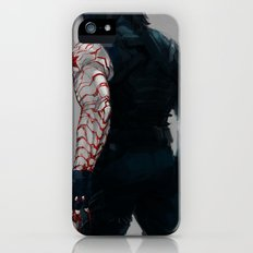 gimme shelter iPhone (5, 5s) Slim Case