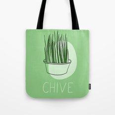 Chive Tote Bag