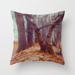 In love with.... Throw Pillow