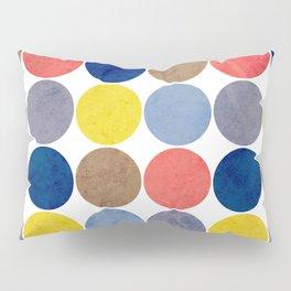 Round and Round Pillow Sham