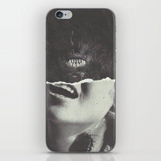 Canines iPhone & iPod Skin