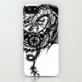 Drahadur iPhone Case
