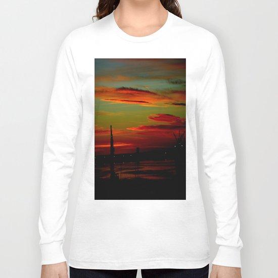 Port of Portland - Australia Long Sleeve T-shirt