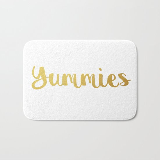 Yummies Bath Mat