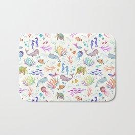 Flip & Flounder Bath Mat