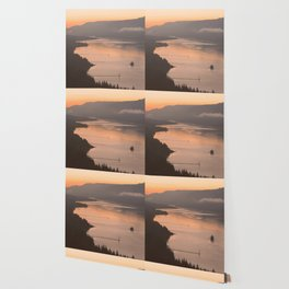 Pacific Northwest Sunrise - nature photography Wallpaper