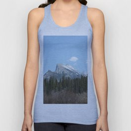 Banff mountain Unisex Tank Top