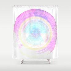 Hypernova Shower Curtain