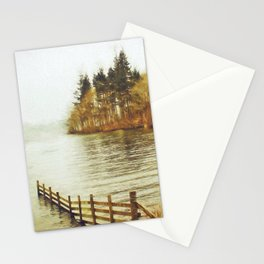 Lakeside Sojourn Stationery Cards