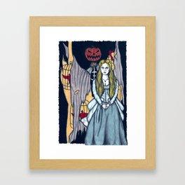 Katrina Van Tassel Framed Art Print
