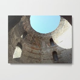 DIOCLEZIANO'S PALACE IN SPALATO, CROATIA Metal Print