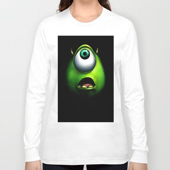 mike wazowski Long Sleeve T-shirt
