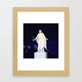 LDS Christus Framed Art Print