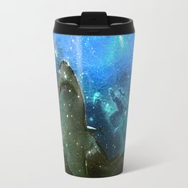 The Great White Marine Lava Lamp Travel Mug