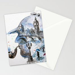 Mr. Sherlock Stationery Cards
