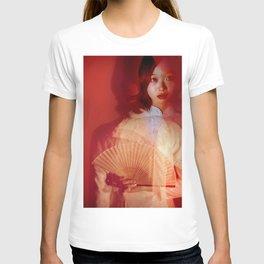 Beyond red T-shirt