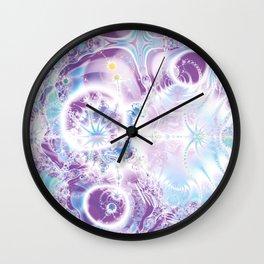 Cnidaria Dreaming Wall Clock