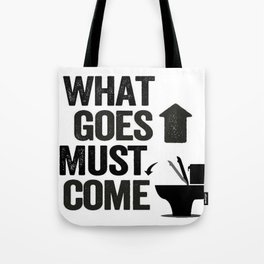 Attention MEN! Tote Bag