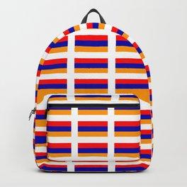Flag of Armenia- Armenian,Հայաստան,Yerevan, Ararat Backpack