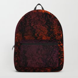 Concept abstract : Evening mood Backpack