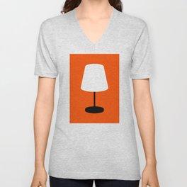 Lamp Unisex V-Neck