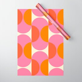 Capsule Sixties Wrapping Paper
