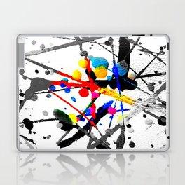 paint splatter 1 Laptop & iPad Skin
