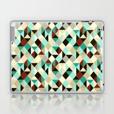 Harlequin tile Laptop & iPad Skin