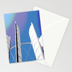 Metal Sails #1 Stationery Cards