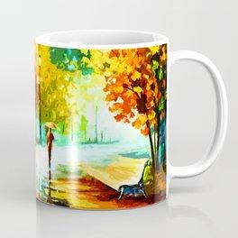 Tardis Starry Light Night Coffee Mug