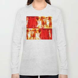 Violence is a form of blindness Long Sleeve T-shirt