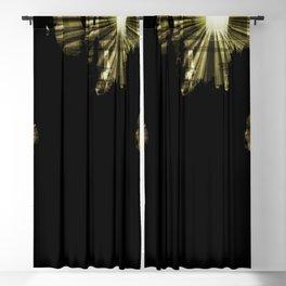 Sun Gold Blackout Curtain