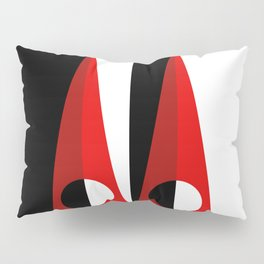 A GEOMETRICAL SUSPECT Pillow Sham