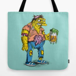 Don't cry for me, I'm already dead Tote Bag