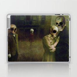 When the dead come home Laptop & iPad Skin